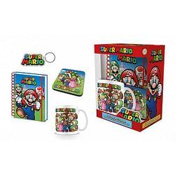 Dárková sada Super Mario - Evergreen - nové - 529 Kč
