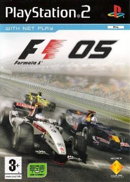 F1 Formula 1 05 (bazar, PS2) - 159 Kč