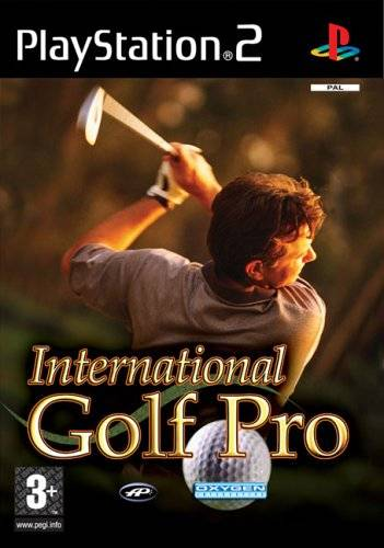 International Golf Pro  (bazar, PS2) - 99 Kč