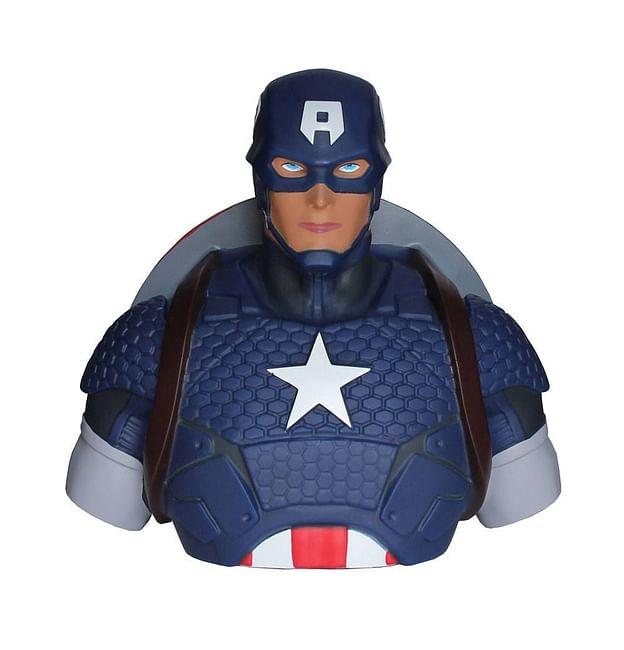Pokladnička Marvel - Captain America - nové - 759 Kč