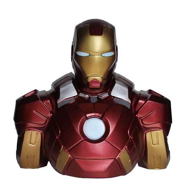Pokladnička Marvel - Iron Man - nové - 759 Kč