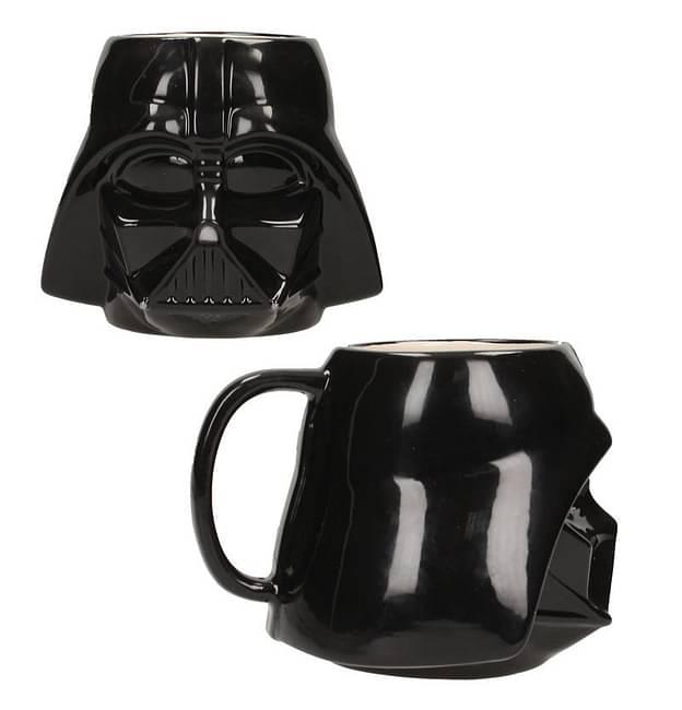 Hrnek Star Wars - Darth Vader 3D (menší) - nové - 359 Kč