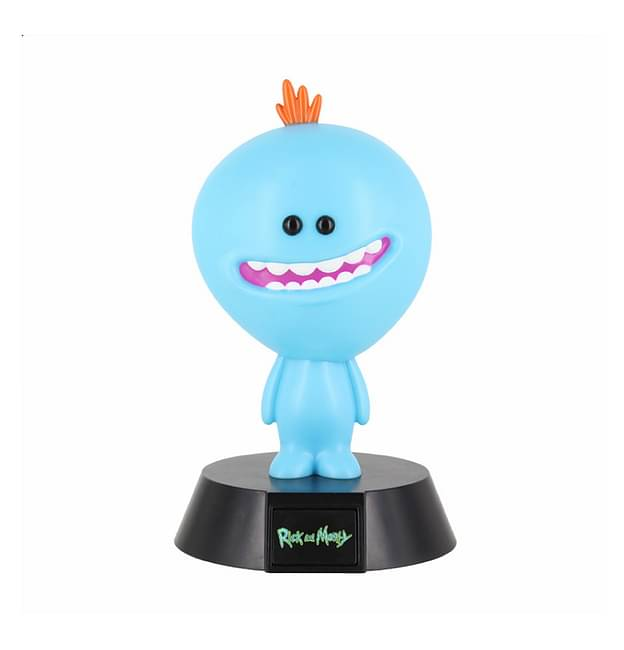 Lampa Rick a Morty - Mr Meeseeks - nové - 399 Kč