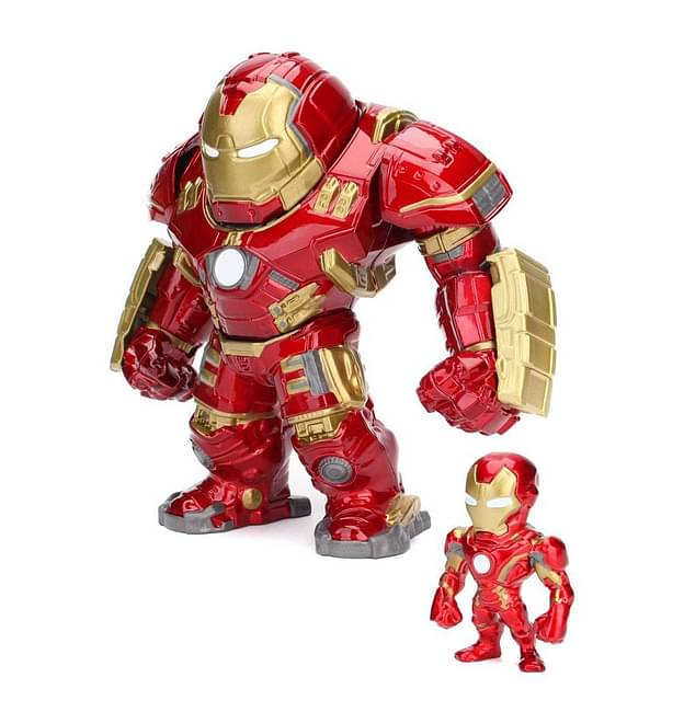 Figurky Avengers Age of Ultron - Hulkbuster & Iron Man - nové - 999 Kč