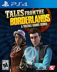 Tales from the Borderlands (bazar, PS4) - 221 Kč