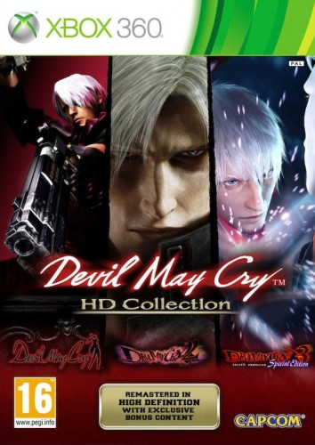 Devil May Cry HD Collection (bazar, X360) - 199 Kč