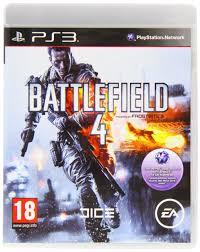 Battlefield 4 (bazar,  PS3) - 129 Kč
