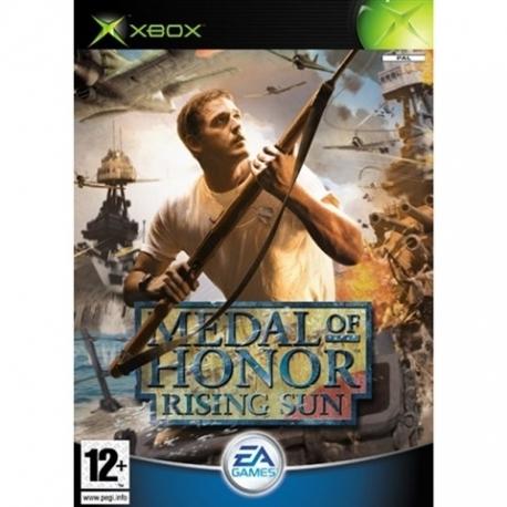 Medal of Honor Rising Sun (bazar, Xbox) - 129 Kč