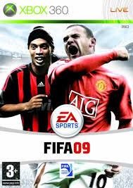 FIFA 09 (bazar, X360) - 39 Kč