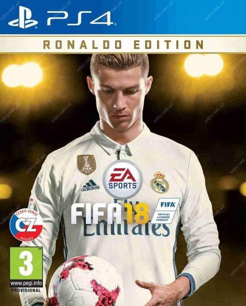FIFA 18  (bazar, PS4) - 159 Kč