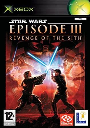 Star Wars Episodes III Revenge Of The Sith (bazar, Xbox) - 259 Kč