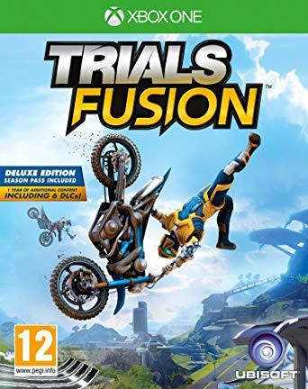 Trials Fusion (nová, XOne) - 449 Kč
