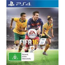 FIFA 16 (bazar, PS4) - 129 Kč