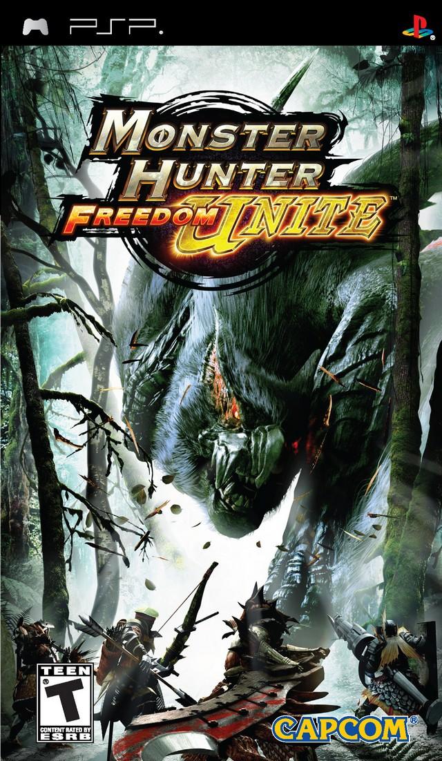 Monster Hunter Freedom Unite (bazar, PSP) - 199 Kč