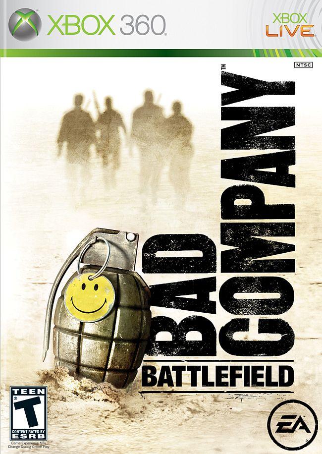 Battlefield Bad Company (bazar, X360) - 99 Kč