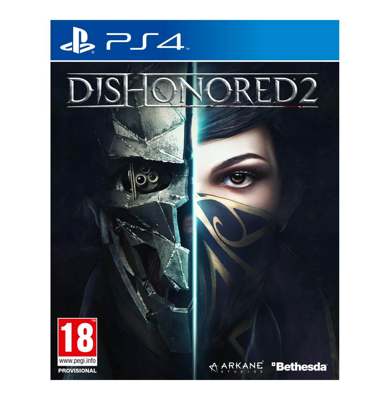 Dishonored 2 (bazar, PS4) - 259 Kč