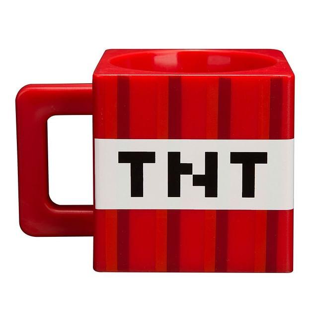 Hrnek Minecraft - TNT- nové - 299 Kč