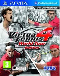 Virtua Tennis 4 (bazar, PSV) - 329 Kč