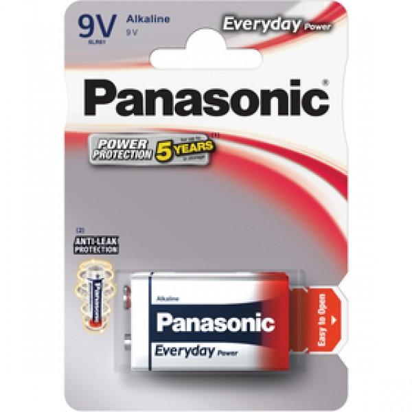 Panasonic 6LR61 1BP 9V - 129 Kč