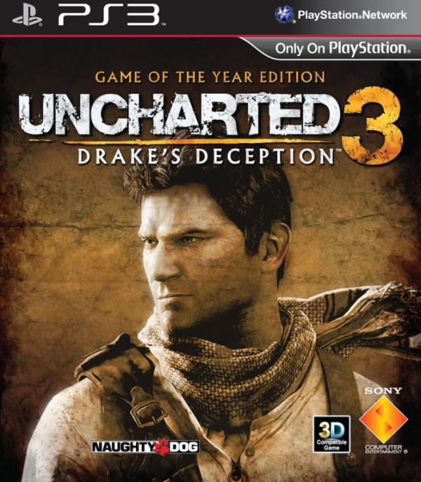 Uncharted 3 Drakes Deception  (bazar, PS3) - 99 Kč