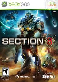 Section 8 (bazar, X360) - 99 Kč
