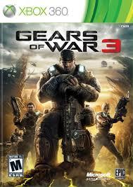 Gears Of War 3 (bazar, X360) - 59 Kč