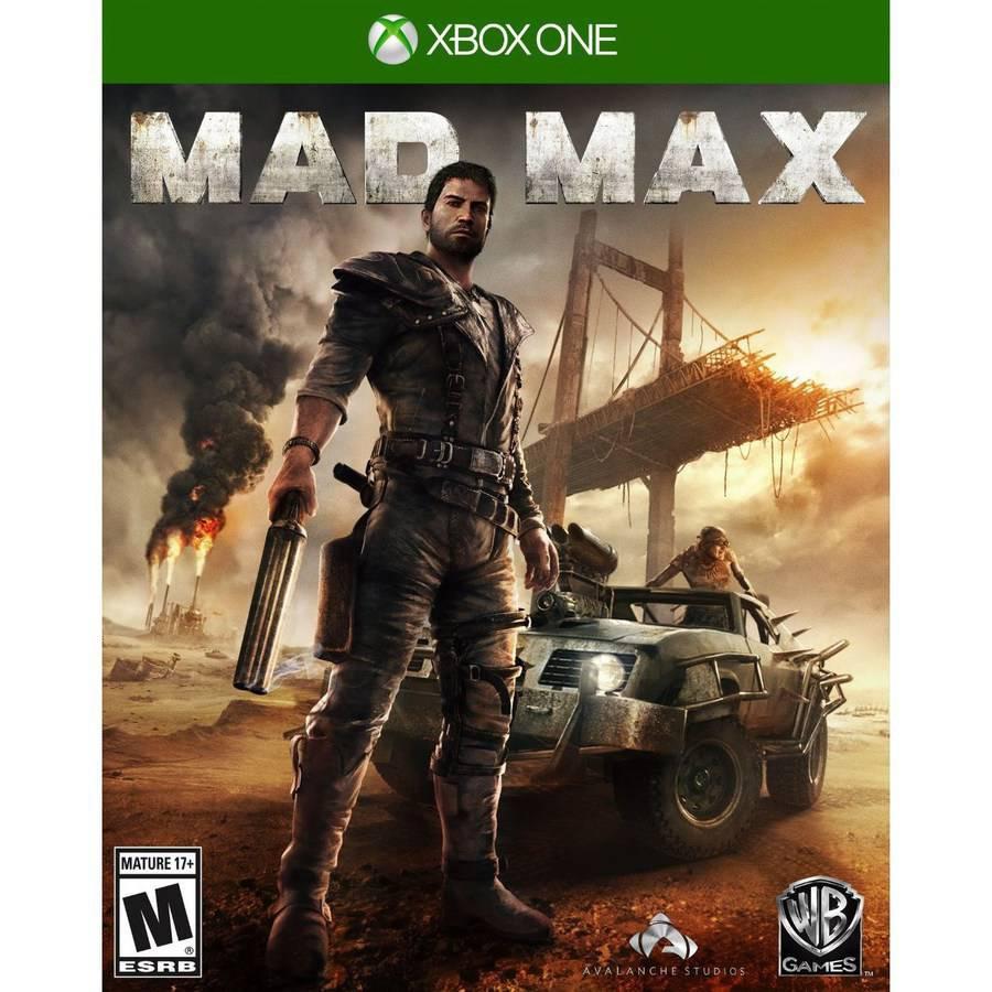 Mad Max (bazar, XOne) - 399 Kč