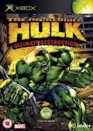 The Incredible Hulk  Ultimate Destruction  (bazar,Xbox) - 129 Kč