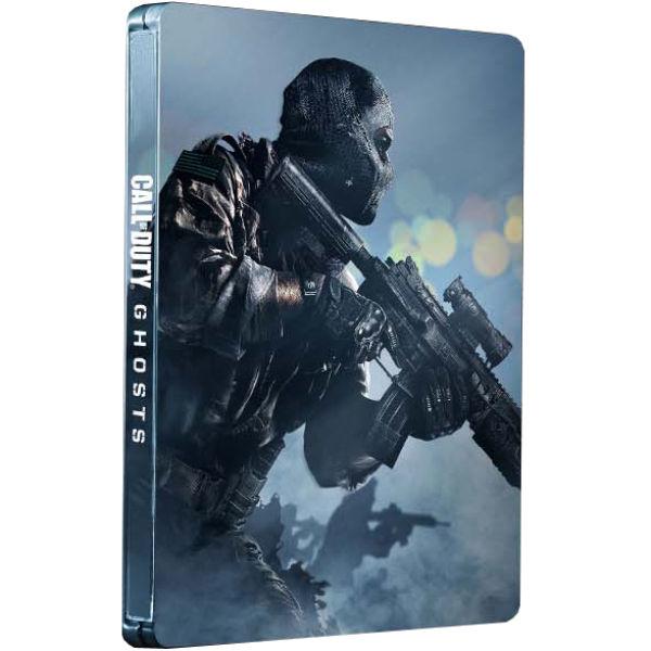 Call of Duty Ghosts  steelbook (bazar, X360) - 399 Kč