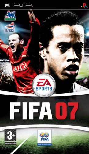 FIFA 07 (bazar, PSP) - 129 Kč