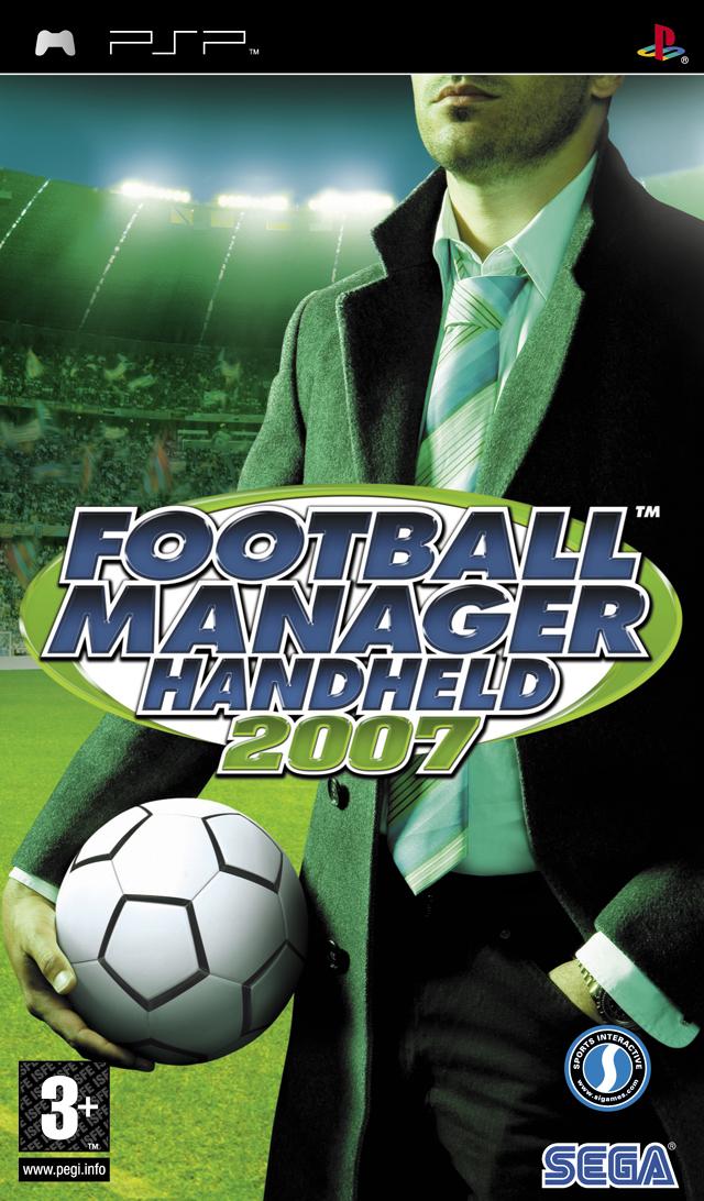 Football Manager Handheld 2007  (bazar, PSP) - 159 Kč