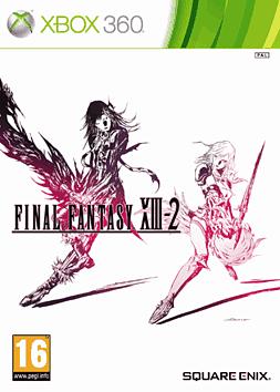 Final Fantasy XIII-2 (bazar, X360) - 99 Kč
