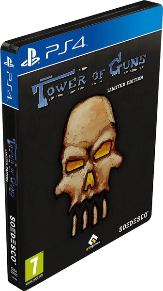 Tower of Guns Steelbook Edition  (nová, PS4) - 559 Kč