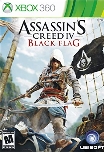 Assassins Creed IV Black Flag  (bazar, X360) - 99 Kč
