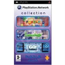PlayStation Network Collection: Puzzle (bazar, PSP) - 129 Kč