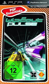 WipEout Pulse (bazar, PSP) - 129 Kč
