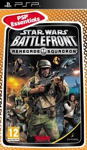 Star Wars Battlefront Renegade Squadron (bazar, PSP) - 159 Kč