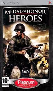 Medal of Honor Heroes (bazar, PSP) - 129 Kč