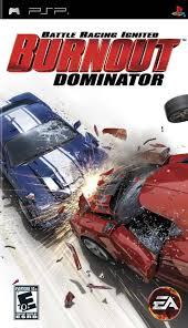 Burnout Dominator (bazar, PSP) - 159 Kč