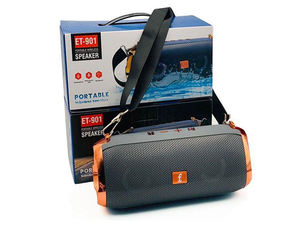 Bluetooth reproduktor ET-901 (Nový) - 499 Kč