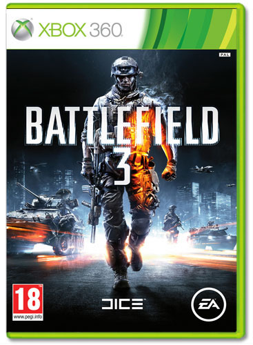 Battlefield 3 (bazar, X360) - 99 Kč