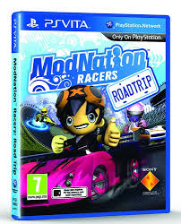 ModNation Racers Road Trip (bazar, PSV) - 499 Kč