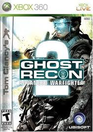 Tom Clancys Ghost Recon Advanced Warfighter 2 (bazar, X360) - 89 Kč
