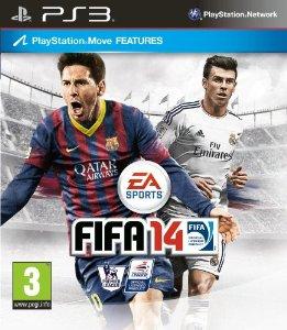 FIFA 14 MOVE  (bazar, PS3) - 69 Kč