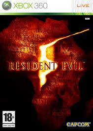 Resident Evil 5 (bazar, X360) - 99 Kč