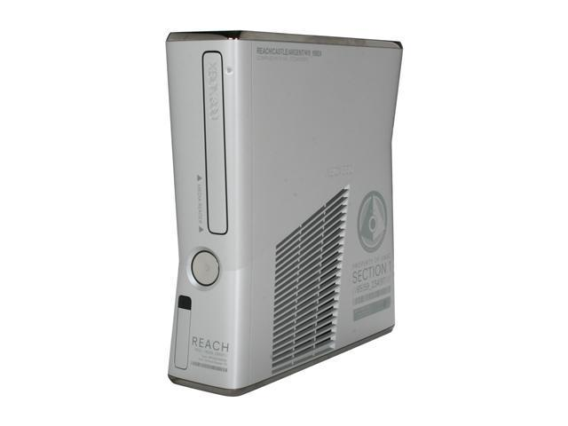 Microsoft Xbox 360 Slim 250GB Limited edition Halo reach (bazar) - 3399 Kč
