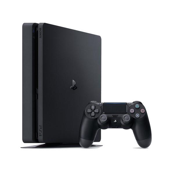 Sony PlayStation 4 Slim 500GB + 2 Hry zdarma (bazar, PS4) - 5599 Kč
