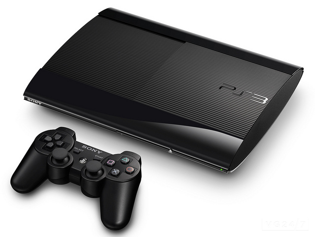 Sony Playstation 3 Super Slim 500GB  (bazar) - 2490 Kč