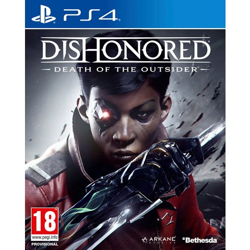 Dishonored Death of the Outsider (bazar, PS4) - 99 Kč