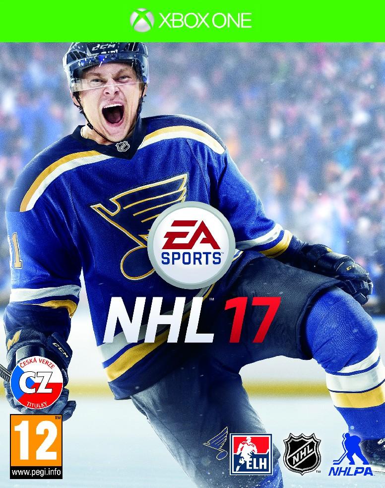 NHL 17 (bazar, XOne) - 699 Kč